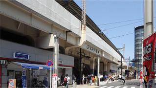 高円寺駅前